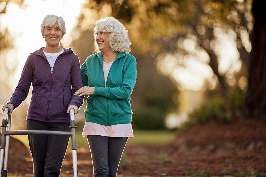 How Falls Can be Prevented in Seniors in El Cajon, CA
